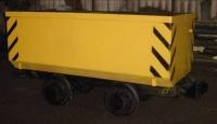 Вагонетка шахтная ВГ 2,2-750 (900)