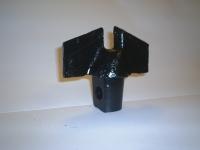 Затачиваемая коронка с разведенными перьями СВБ2-23-03м2