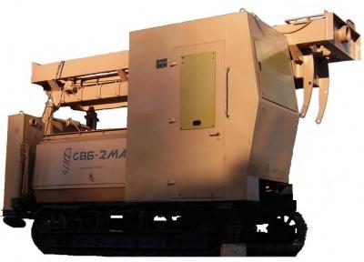 Станок буровой СВБ-2МА